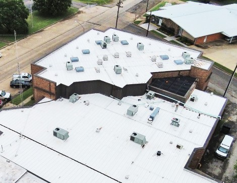 Conklin MR system (metal roof restoration)
