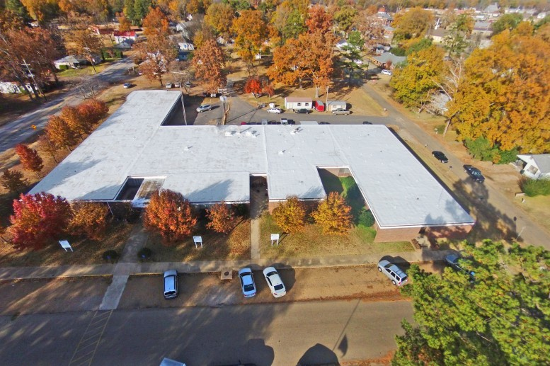 """We installed a 1/2"""" layer of fanfold EPS insulation before applying the PVC rubber membrane."""