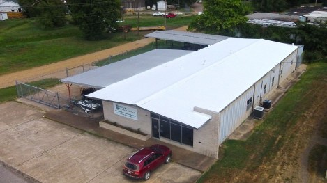 Metal Roof Restoration system.
