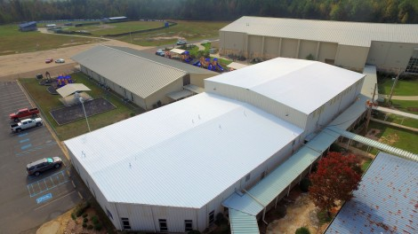 Call us about our Metal Roof Restoration system. We've been refurbishing metal roofs since the mid 80's.